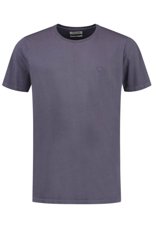 "CIRCLE OF TRUST Herren T-Shirt - ""Pelle Tee blackberry"""