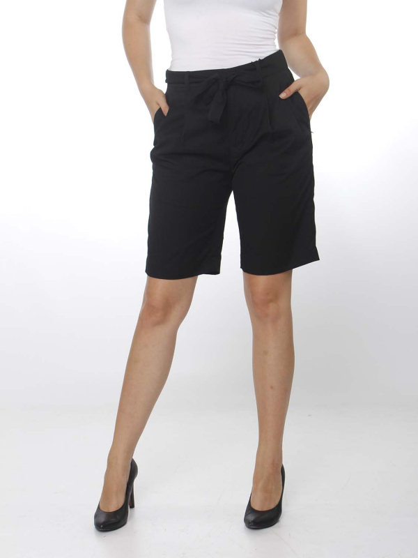 "Maison & Scotch Damen Shorts - ""Longer length tailored shorts"""