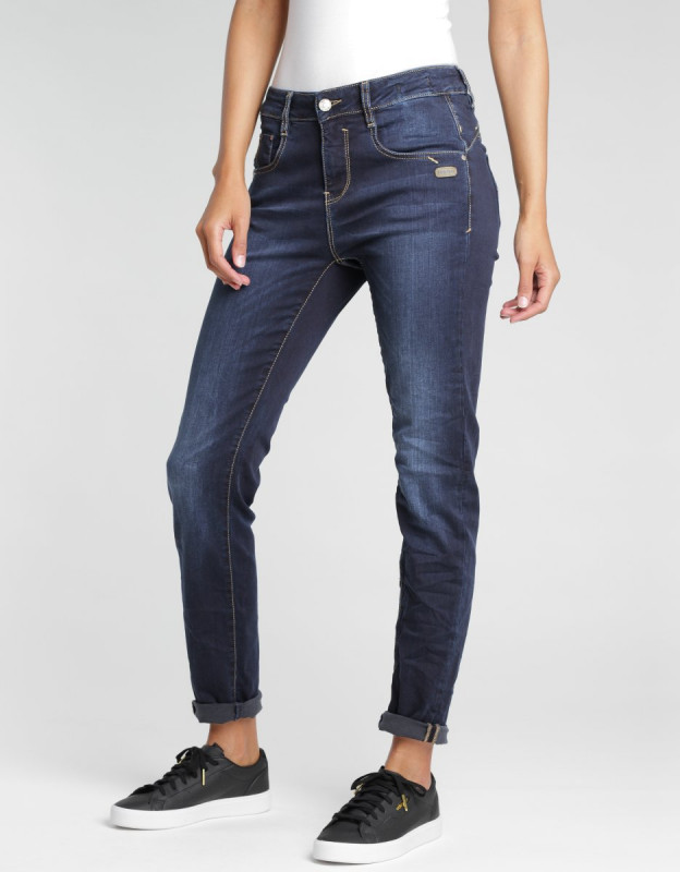 "Gang Damen Jeans - ""Gang Rubinia Straight Fit iso vint.square"""