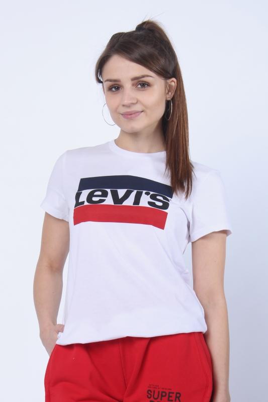 "LEVI'S Damen T-Shirt - ""The Perfect Tee Sportswear"""