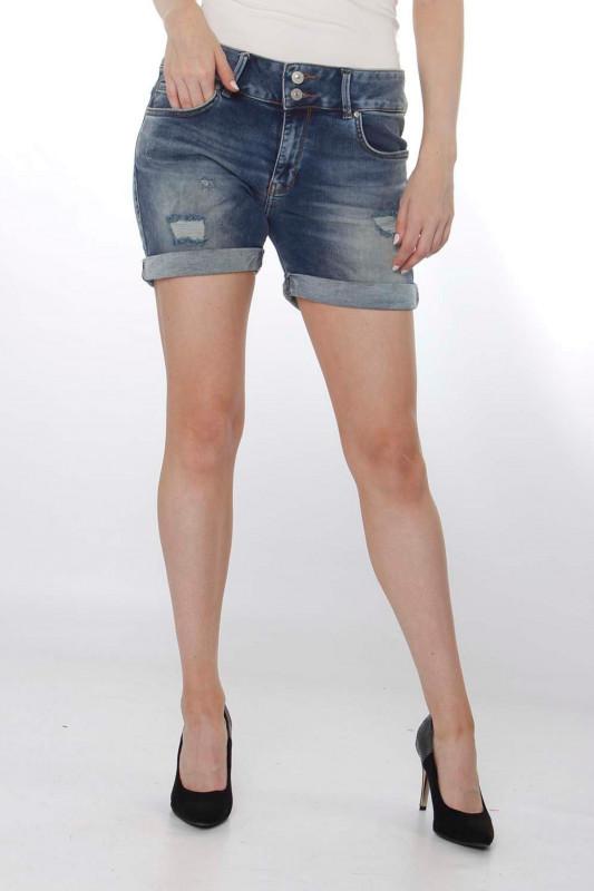 "LTB Damen Shorts - ""Becky X mirage wash"""