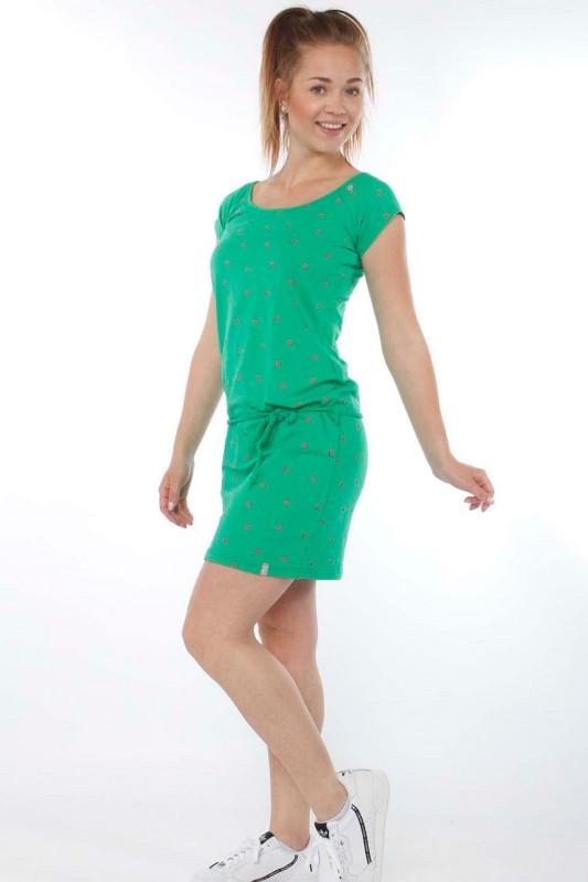"""STRANGE Damen Kleid - """"STELLA green / melons"""""""