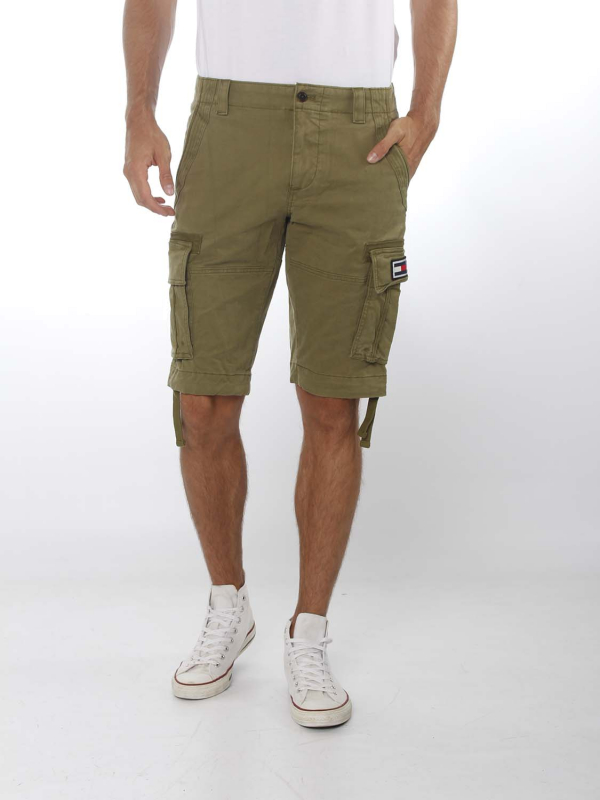 """TOMMY HILFIGER Herren Shorts - """"SOLID cargo short olive"""""""