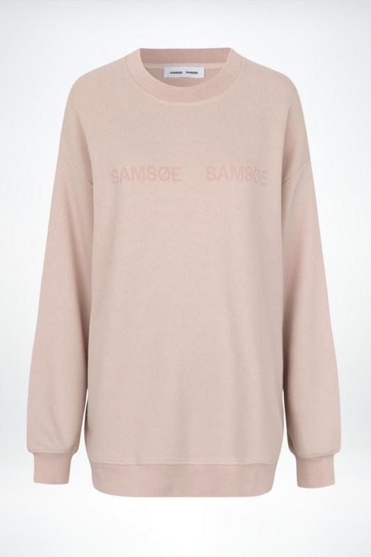 """Samsoe & Samsoe Damen Sweatshirt - """"Dafny col.3164 hushed violet"""""""