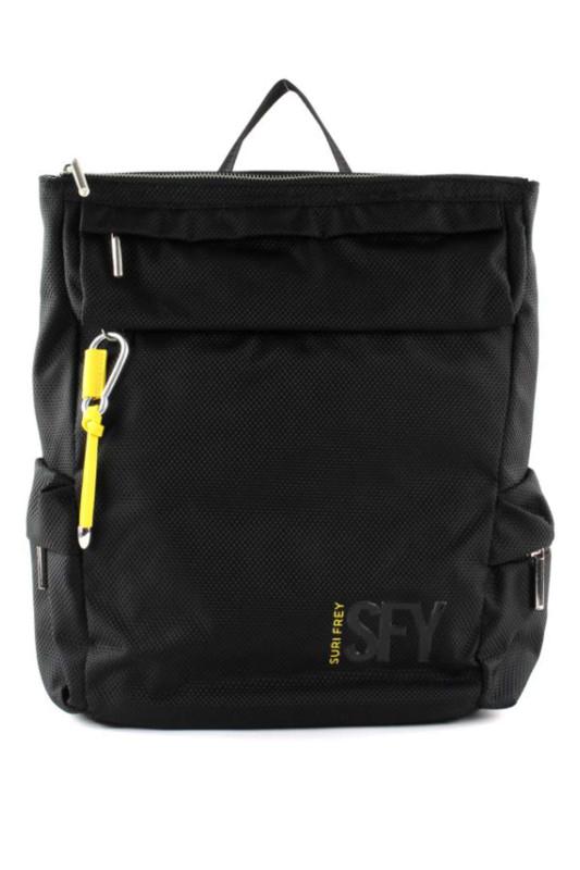 "SURI FREY Damen Tasche - ""Sport Marry backpack black big"""