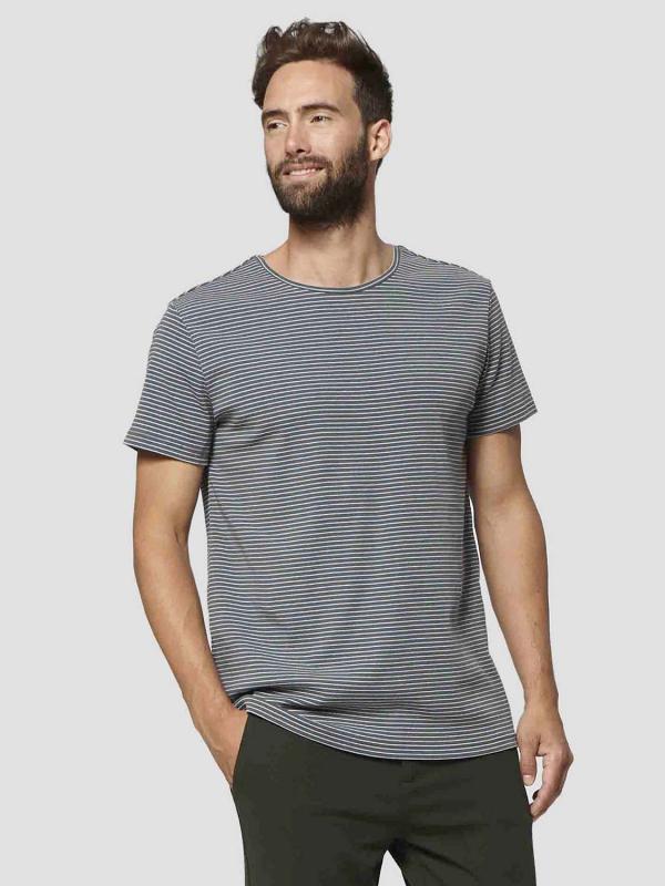 "Circle of Trust Herren T-Shirt - ""Theo Tee clear blue"""