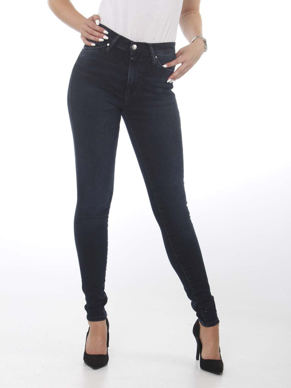 "CUP OF JOE Damen Jeans - ""SOPHIA blue black"""