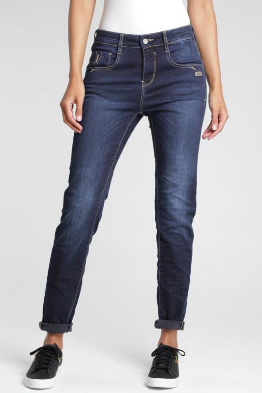 "GANG Damen Jeans - ""RUBINA straight jaycee bl iso v"""