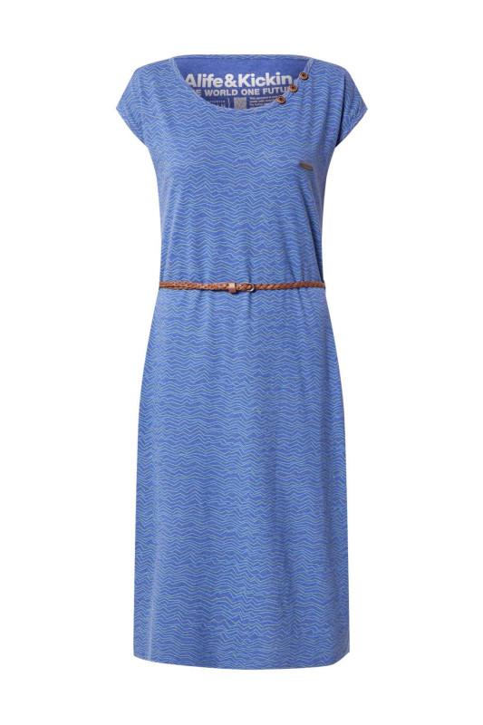 "ALIFE AND KICKIN Damen Kleid - ""Melli Dress cobalt"""