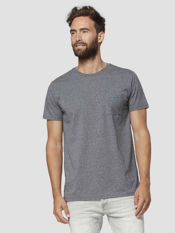 "Circle of Trust Herren T-Shirt - ""Luke Tee firefly blue"""