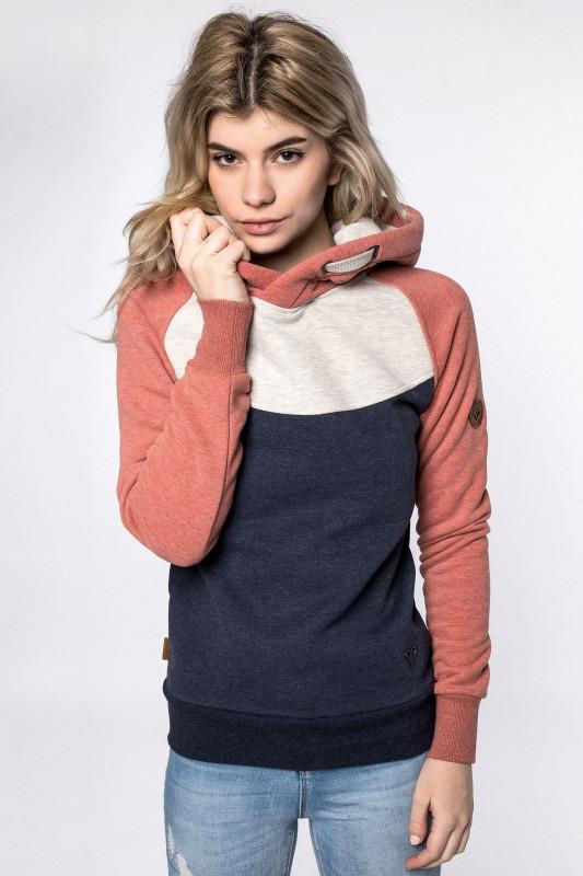 "ALIFE AND KICKIN Damen Sweatshirt - ""LaraAK marine"""