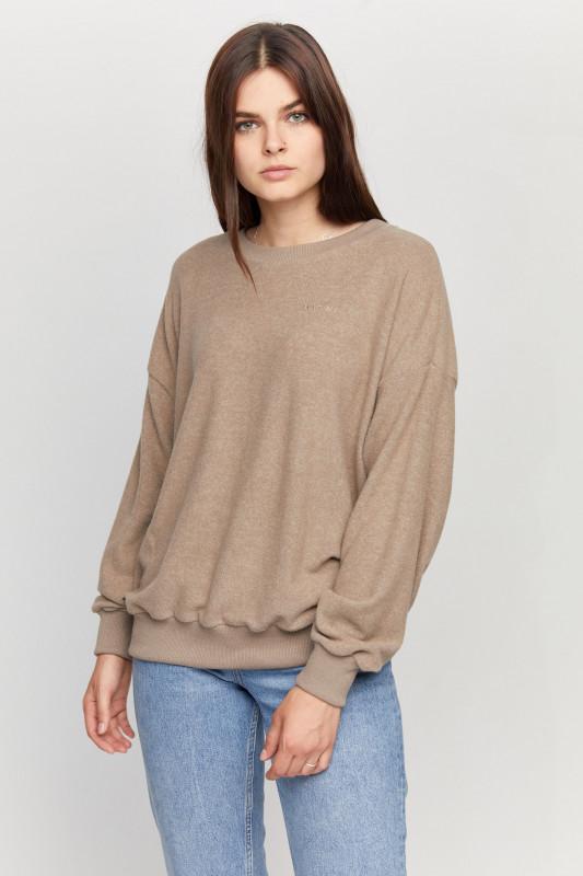 """MAZINE Damen Sweatshirt - """"Mazie Sweater beige"""""""