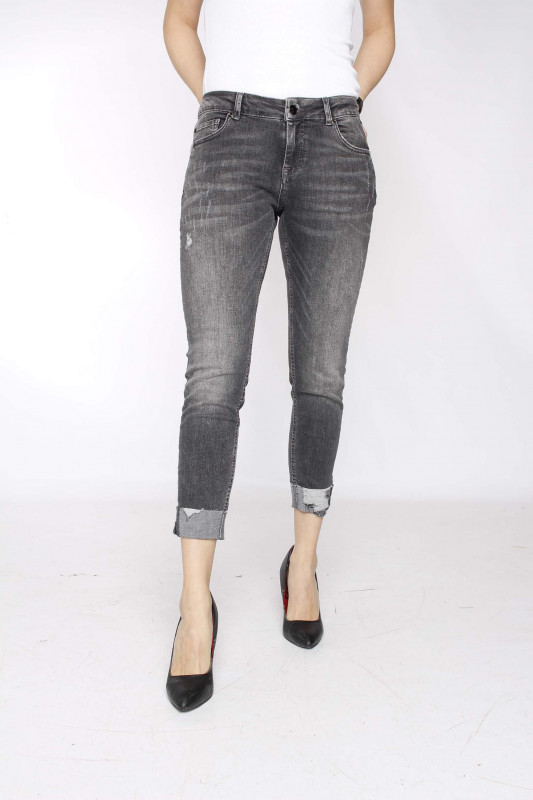 "ZHRILL Damen Jeans ""Nova Black"""