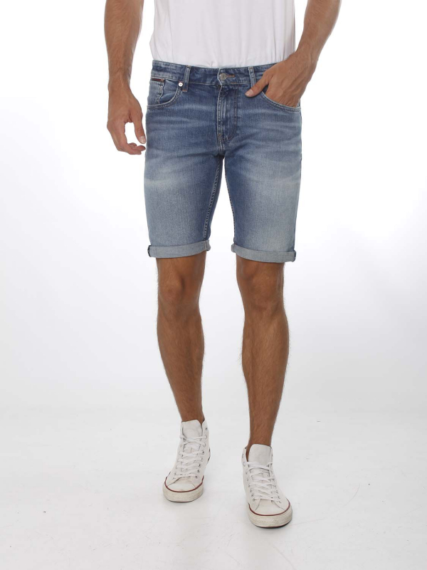 "Tommy Hilfiger Herren Shorts - ""Ronnie relaxed short devi mid"""