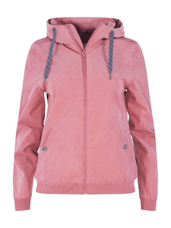 "MAZINE Damen Jacke - ""SHELBY light Jacket mauve"""
