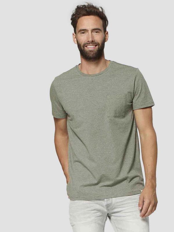 """Circle of Trust Herren T-Shirt - """"Luke Tee thyme"""""""