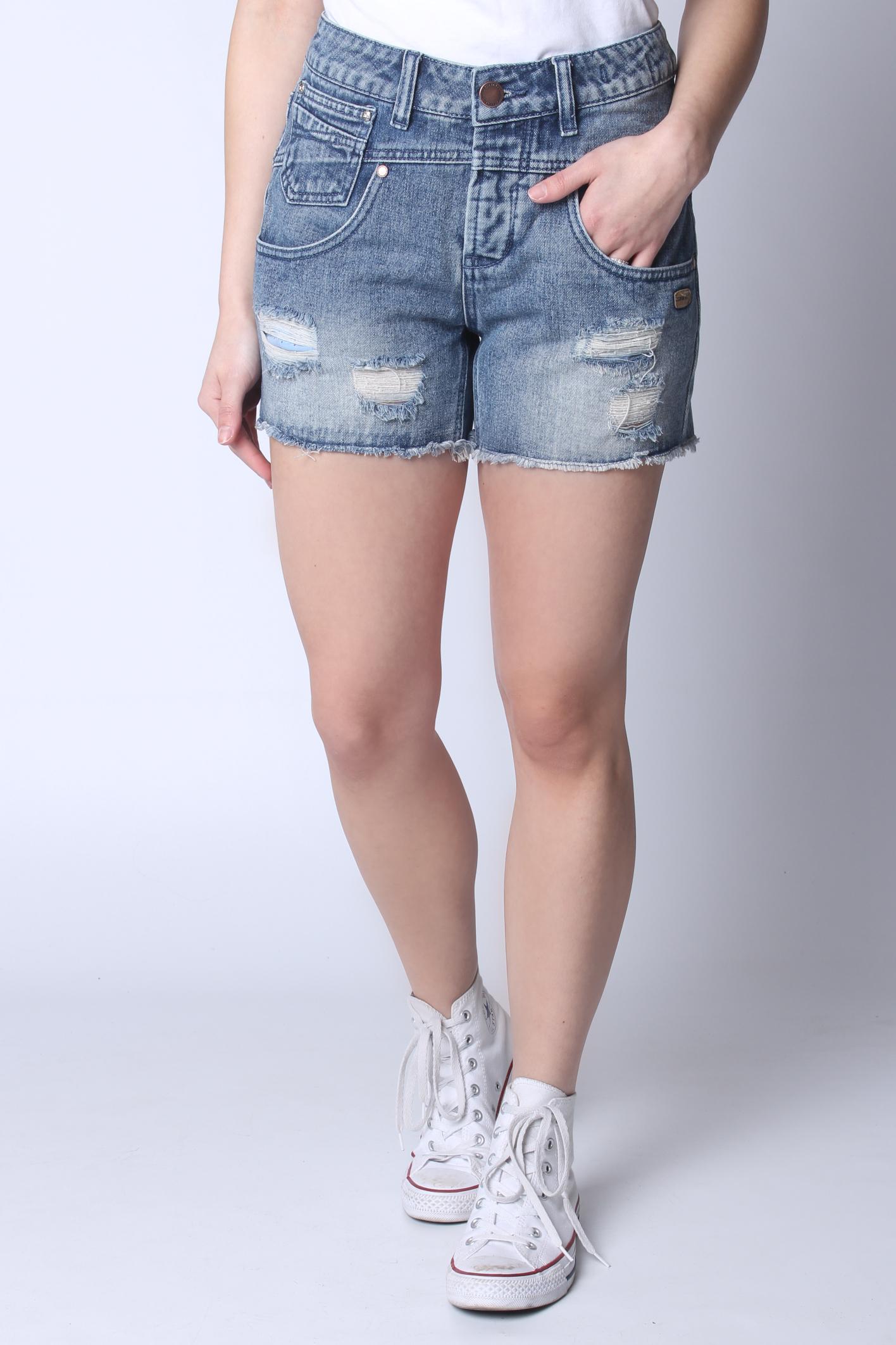 niedrigerer Preis mit feine handwerkskunst Werksverkauf GANG Damen Shorts -