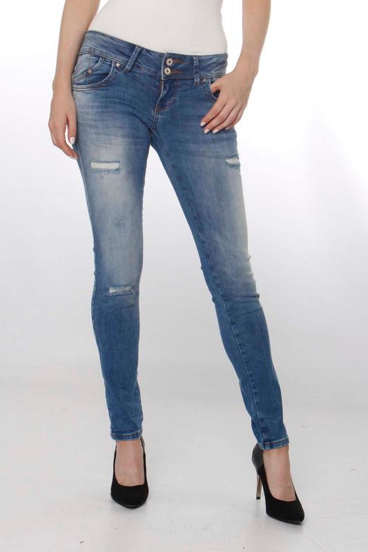 """LTB Damen Jeans - """"Molly ritnoblue X wash"""""""