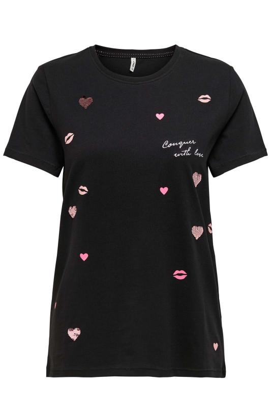 """ONLY Damen T-Shirt - """"Kita li"""""""