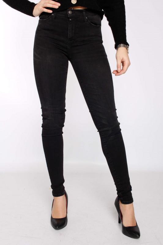 """CUP OF JOE Damen Jeans - """"Sophia Denim Black Vintage"""""""