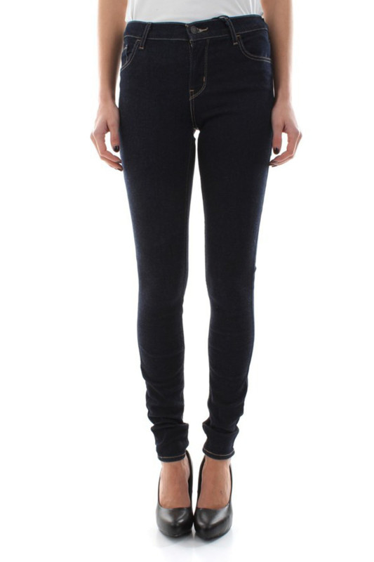 "LEVI'S Damen Jeans - ""Innovation Super Skinny celestial rinse"""