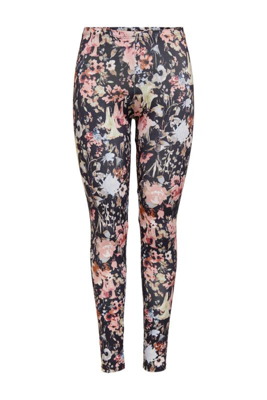 """ONLY Damen Leggings - """"Laria legging black flower"""""""