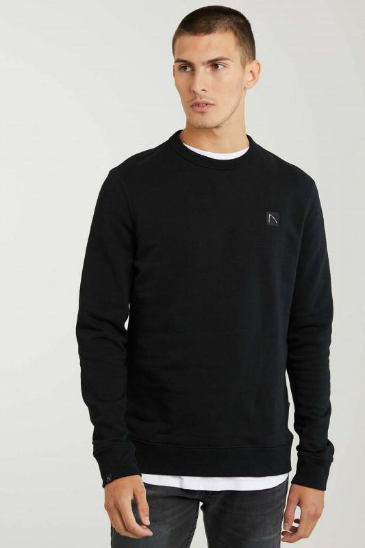 """CHASIN' Herren Sweatshirt - """"TOBY SWEATSHIRT black"""""""