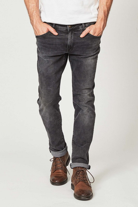 "PETROL Herren Jeans - ""Seaham Slim Fit eight balls"""