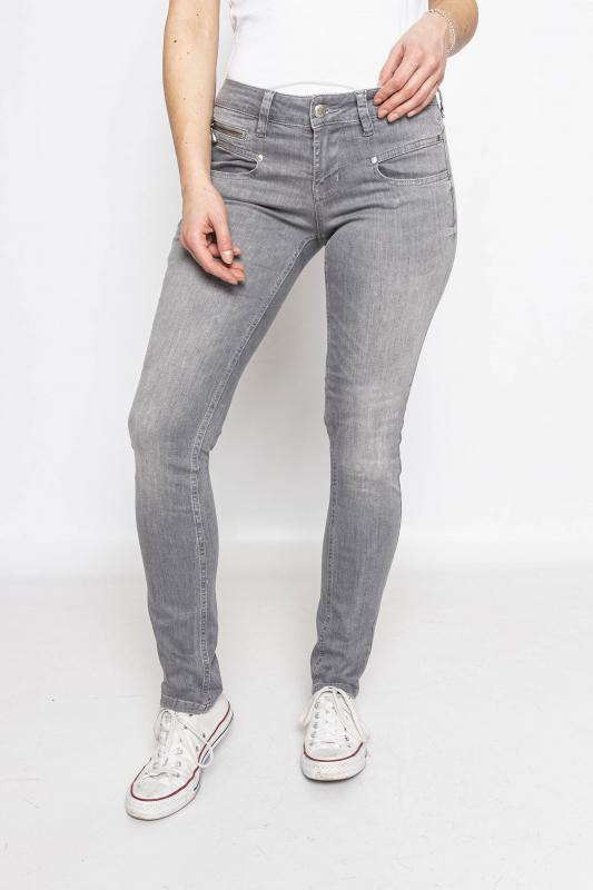 "FREEMAN T. PORTER Damen Jeans - ""Alexa Slim milan"""