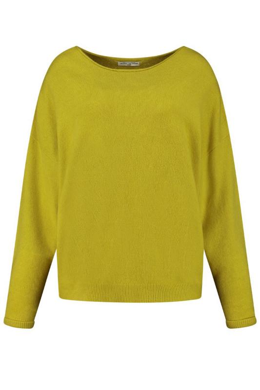 "CIRCLE OF TRUST Damen Pullover - ""Zane Knit fresh grape"""