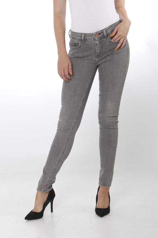 """SCOTCH & SODA Damen Jeans - """"La Bohemienne grey glory"""""""