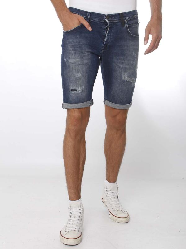 "LTB Herren Denim Shorts - ""Corvin Donny wash"""