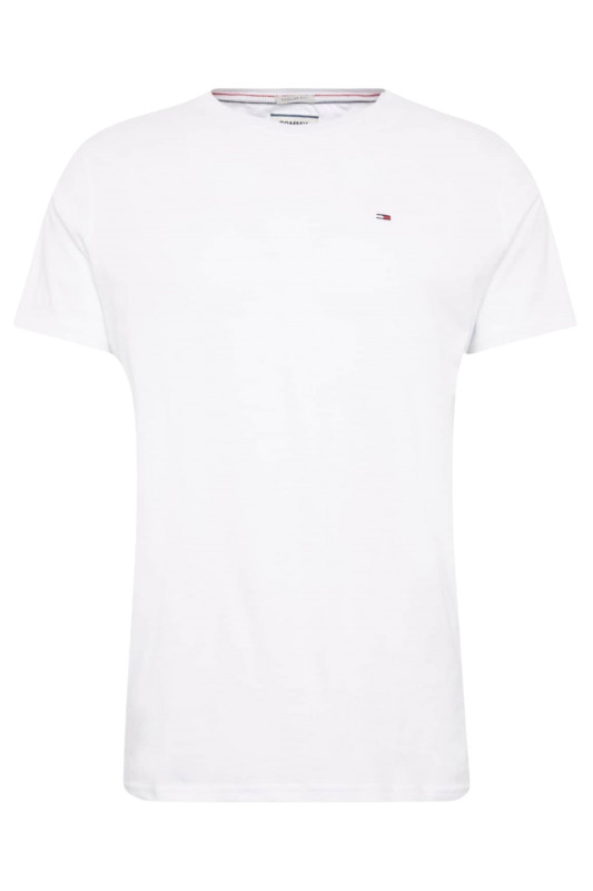 """TOMMY HILFIGER Herren T-Shirt - """"Original Jersey Tee white"""""""