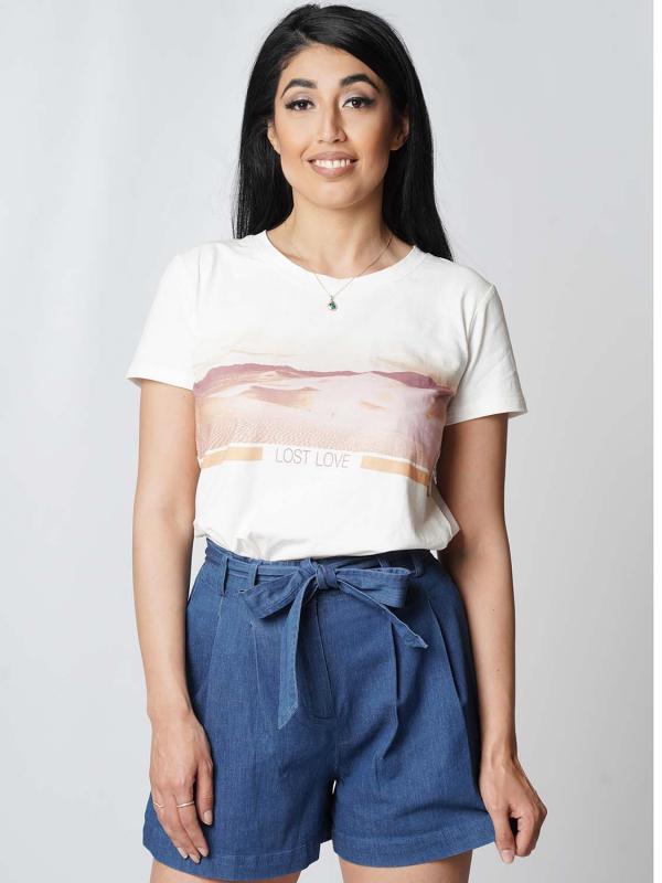"""Rue de Femme Damen T-Shirt - """"Desert Tee col.2"""""""