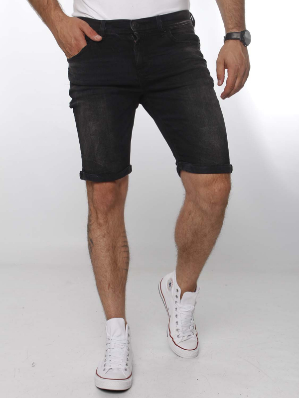 "LTB Herren Denim Shorts - ""Lance page wash"""