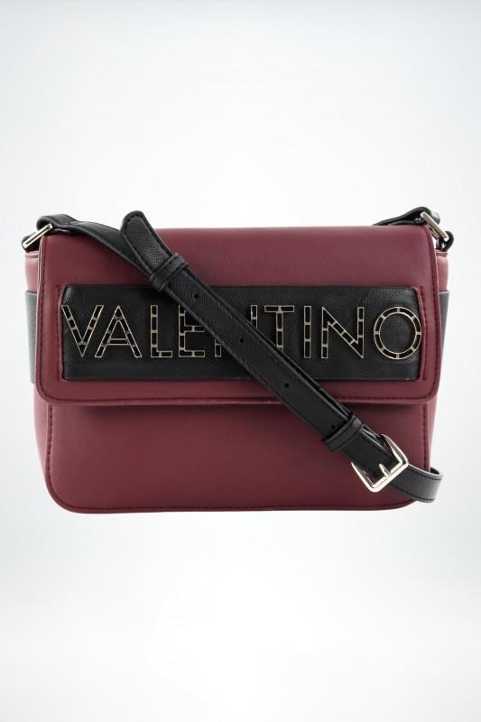 """Valentino Damen Tasche - """"Fisarmonica bag prugn/nero"""""""