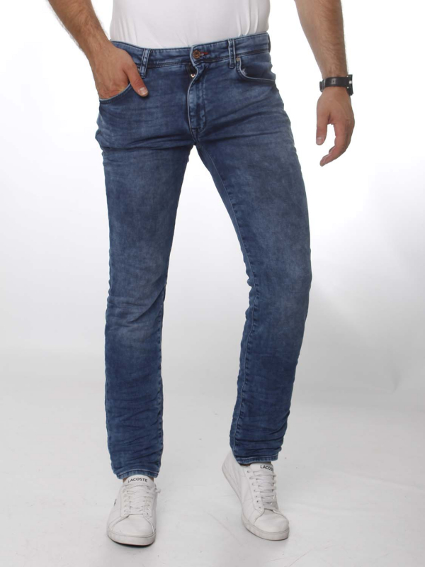 "PETROL Herren Jeans - ""Jackson light used"""