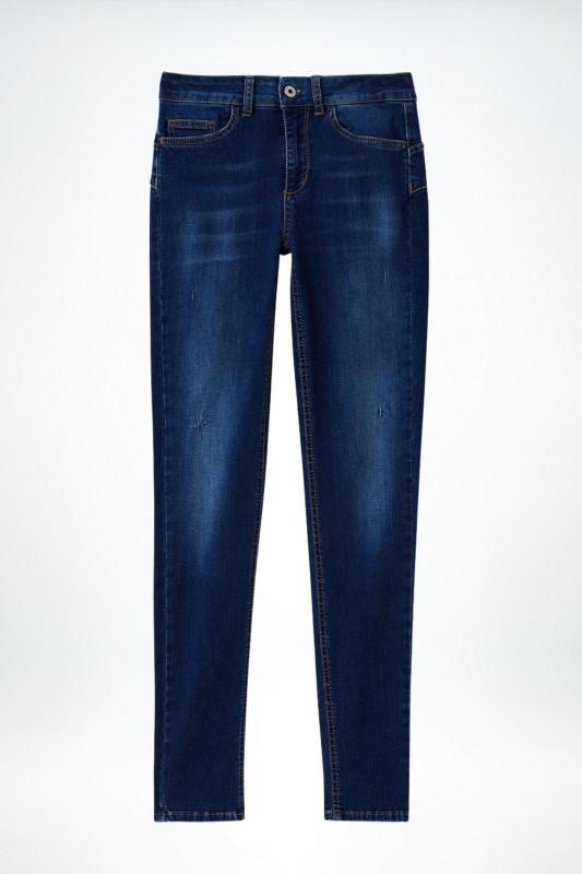 """Liu Jo Damen Jeans - """"ESC B.up divine h.w. denim blue"""""""