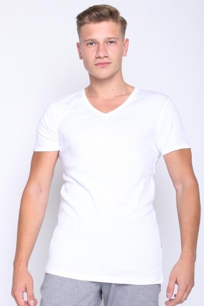 """CHASIN' Herren T-Shirt - """"Cave-B T-Shirt SS white"""""""