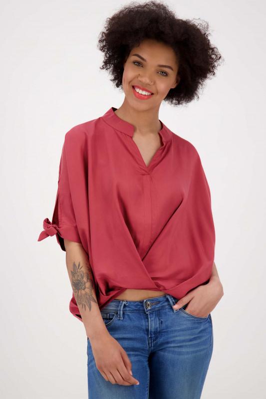 """ALIFE&KICKIN Damen T-Shirt - """"DonnaAK Shirt cranberry"""""""