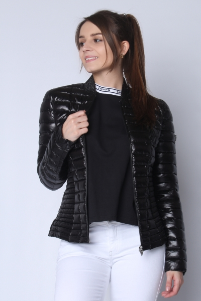 "GUESS Damen Jacke - ""Vera Jacket black"""