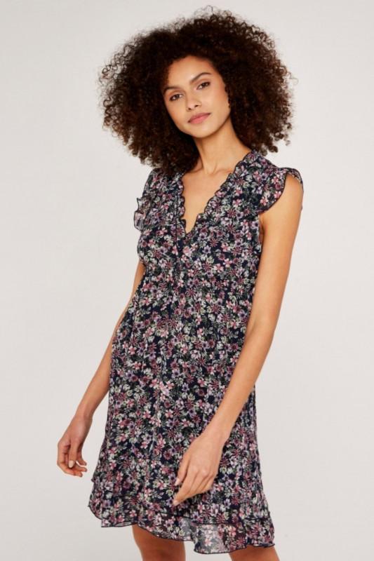 "APRICOT Damen Kleid - ""Ditsy Floral navy"""