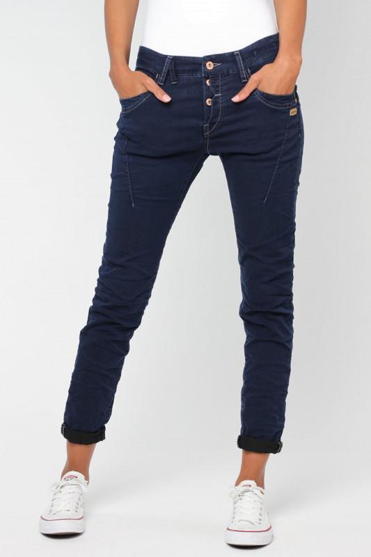 """GANG Damen Jeans - """"New Georgina bluebl. midnight"""""""