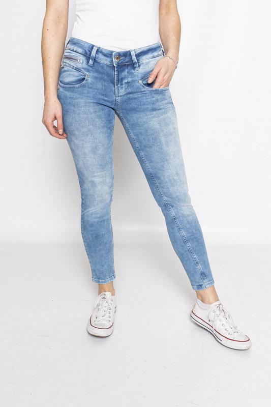 "FREEMAN T. PORTER Damen Jeans - ""Alexa cropped columbia"""
