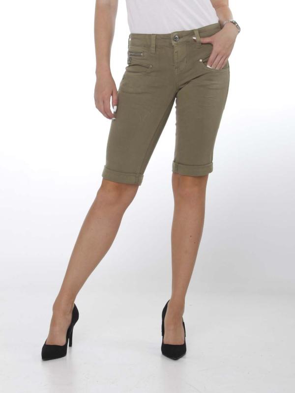 "Freeman T. Porter Damen Shorts - ""Belixa New magic deep green"""