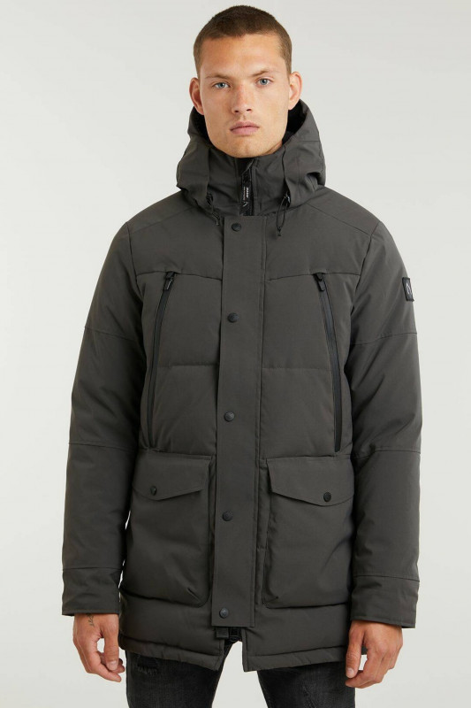 "CHASIN' Herren Parka - ""Explorer Tech Jacket antra"""