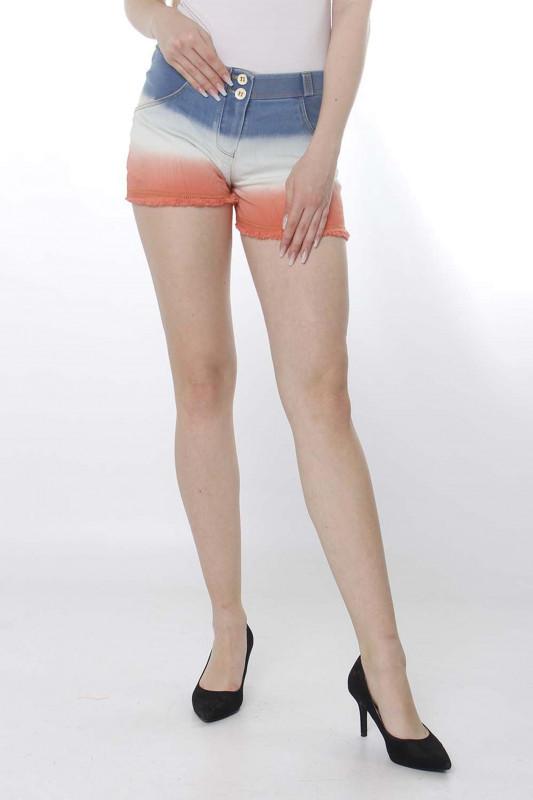 FREDDY WR.UP® - Damen Shorts colorful