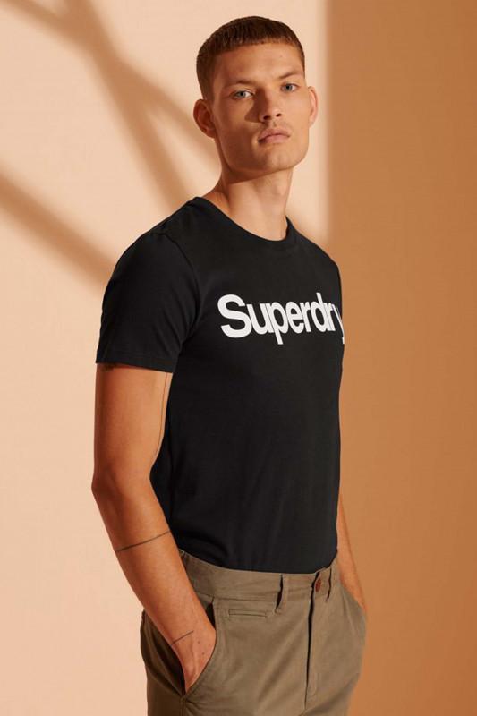 """Superdry Herren T-Shirt - """"CL NS Tee black"""""""