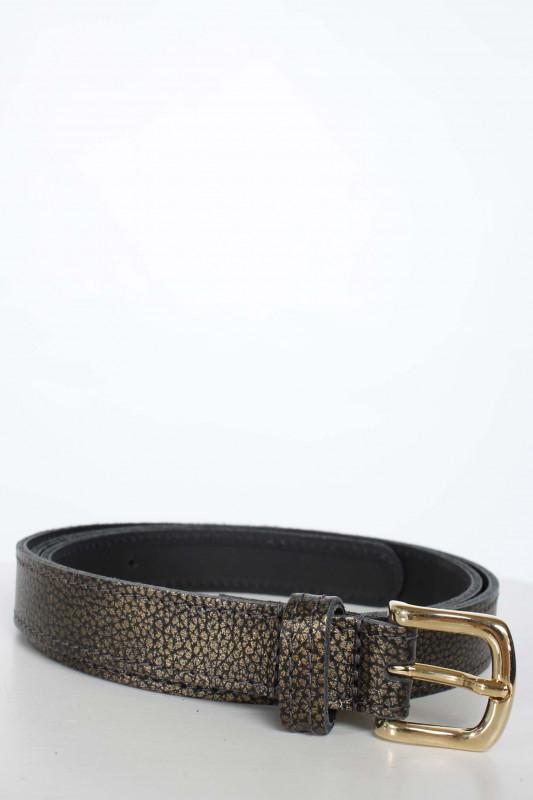 "PETROL Damen Gürtel - ""Belt gold"""