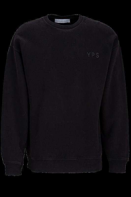 "YOUNG POETS SOCIETY Herren Sweatshirt - ""Ciel logo vintage black"""